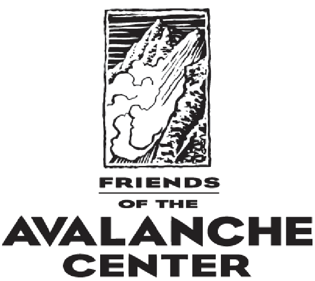 Friends of the Avalanche Center Logo